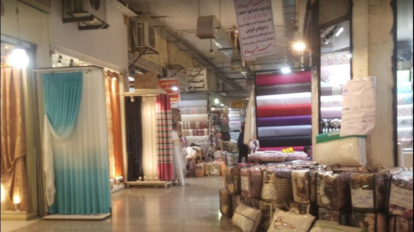 بازارچه پرده مولوی