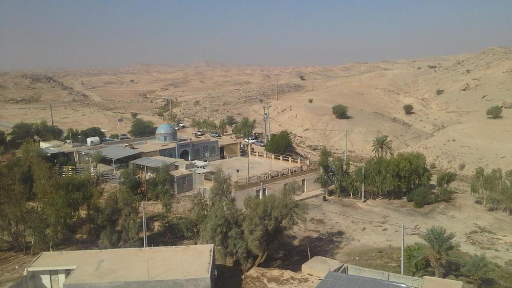 امامزاده محمد چاه بوعلی