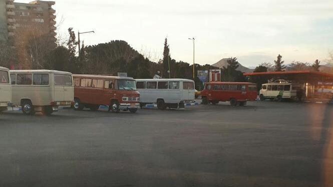 ترمینال اتوبوس رانی فولادشهر