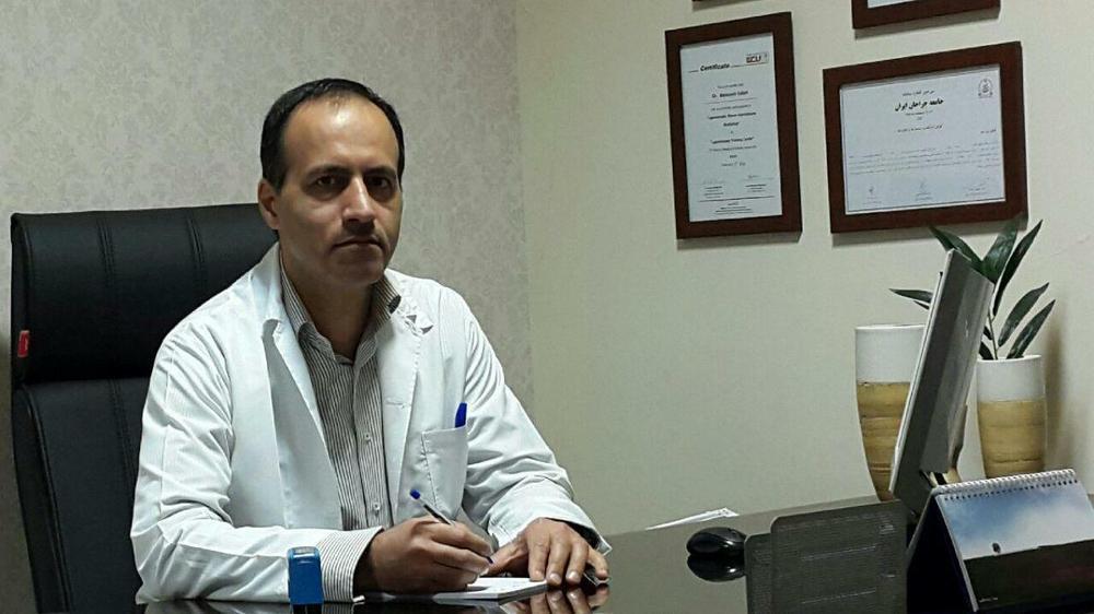 مطب دکتر محمد صفری