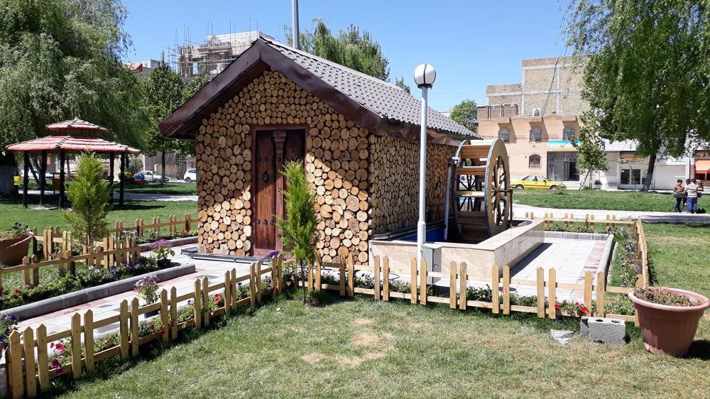 بوستان شبدیز