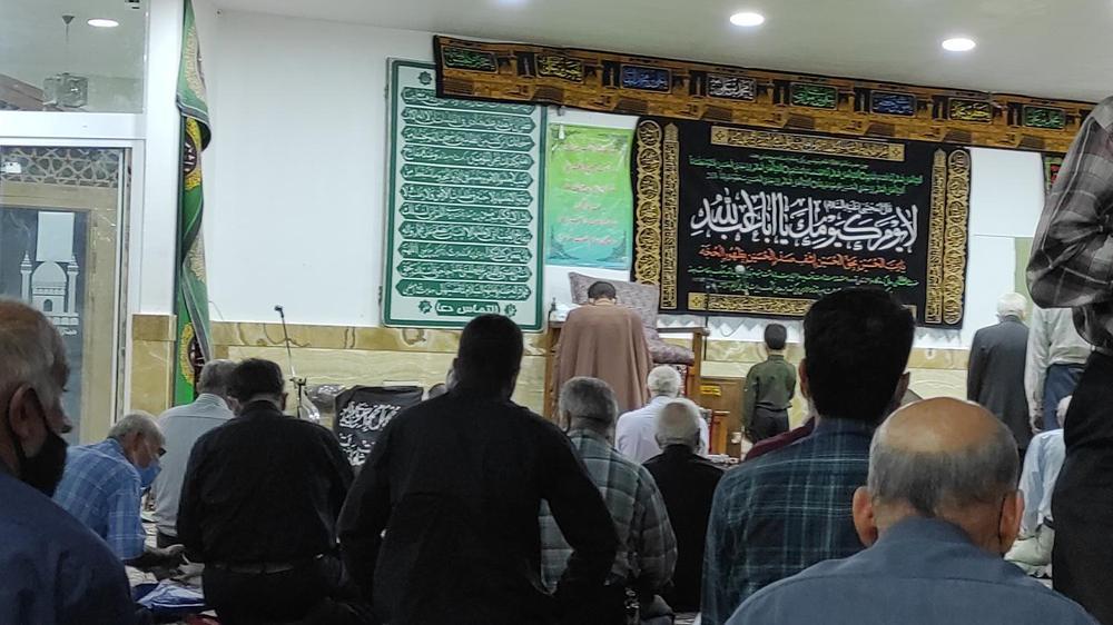 مسجد جوادالائمه(ع)