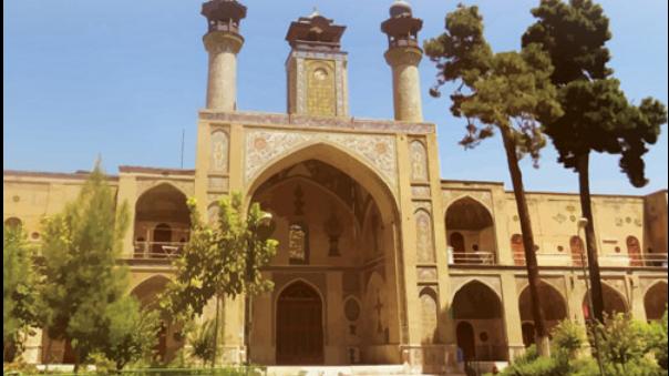 مرکز مدیریت حوزه های علمیه تهران