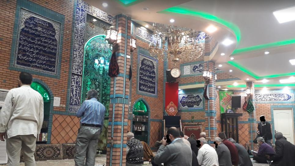 مسجد کمیل