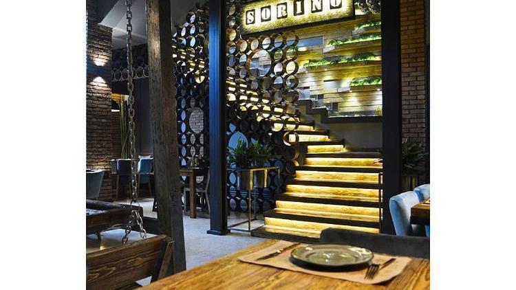 کافه رستوران سورینو