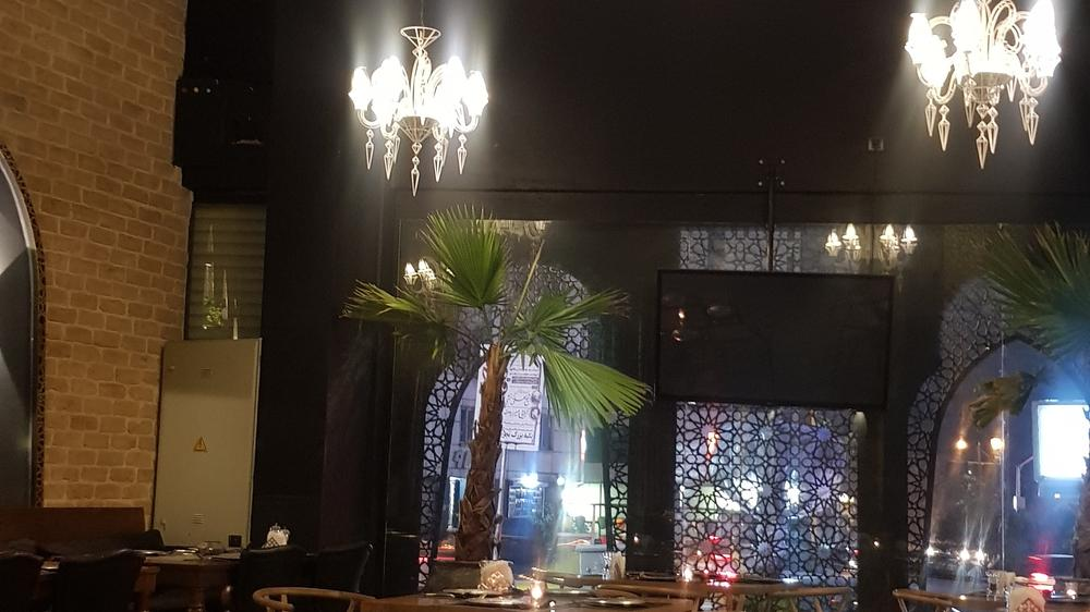 رستوران لبینا