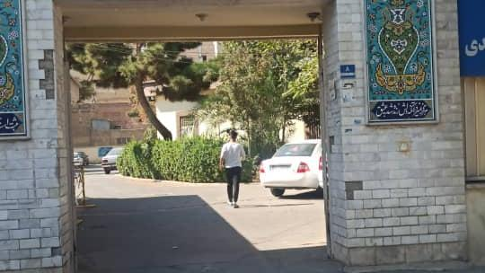 مرکز واکسیناسیون کلینیک شهید احمدی