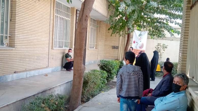مرکزواکسیناسیون خدمات جامع سلامت شهید جعفری