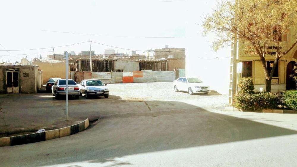 محل احداث مسجد مهدیه واقف ماشاءالله دانایی