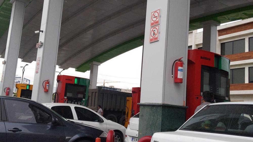 پمپ بنزین آل ور 285