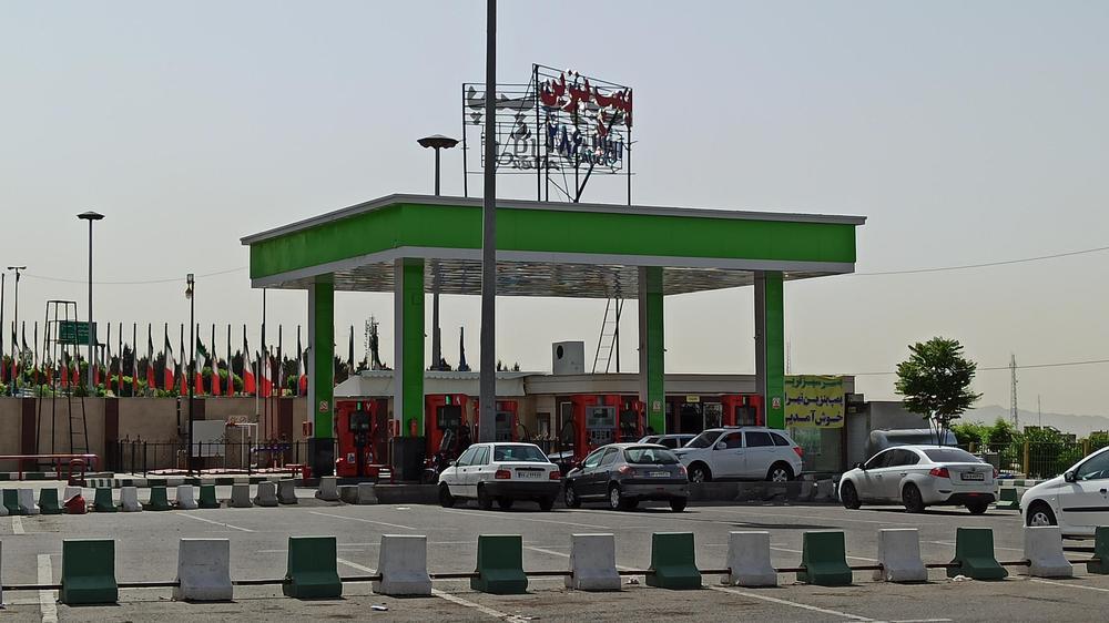 پمپ بنزین ۲۸۶