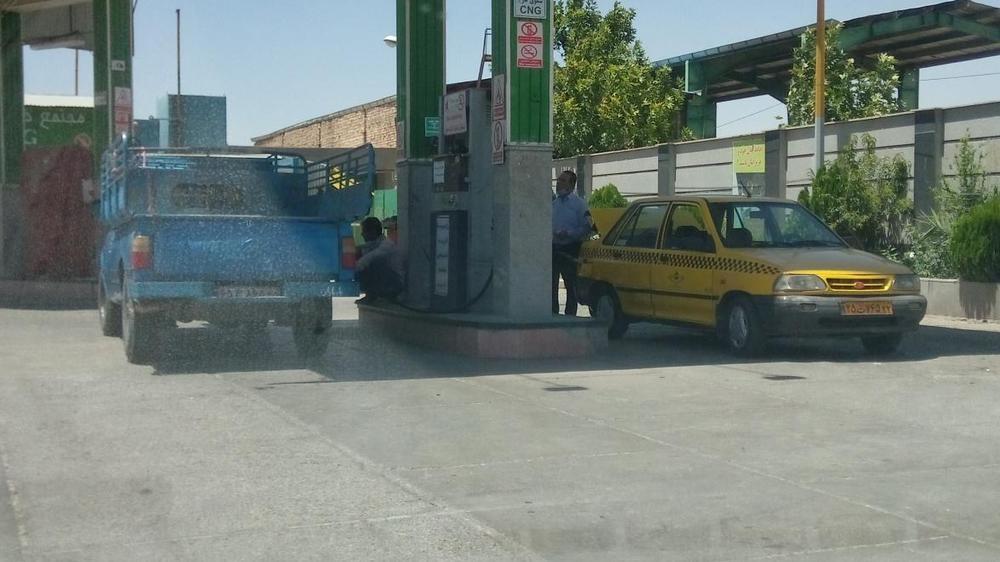 پمپ بنزین جلیل آباد