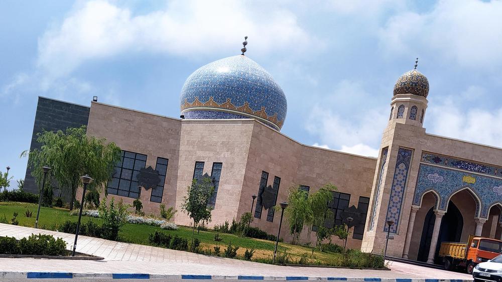 مسجد دانشگاه جامع امام حسین