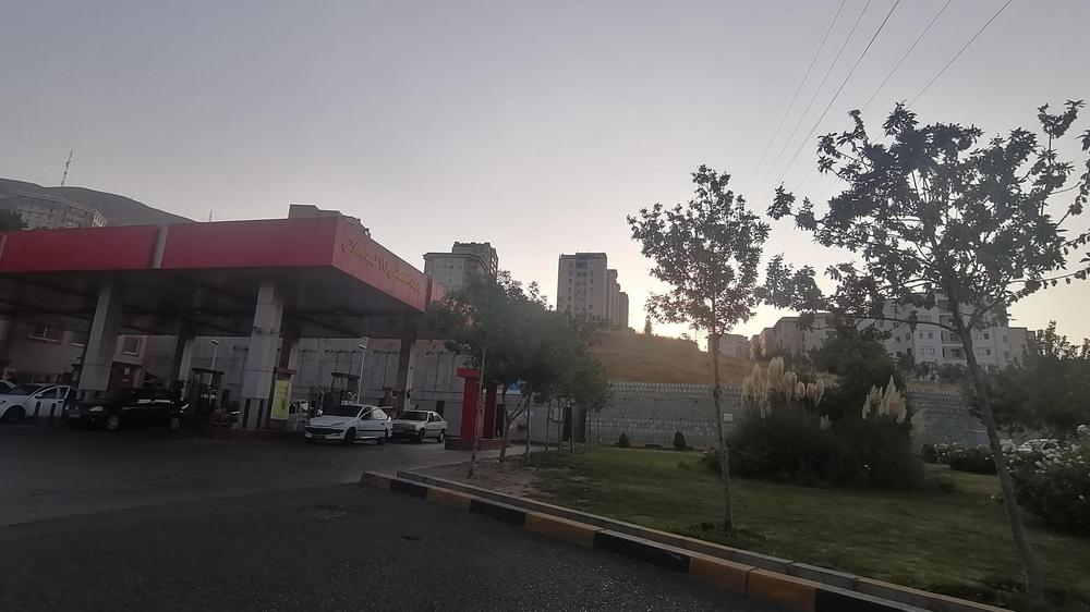 پمپ بنزین شهرک شهید محلاتی