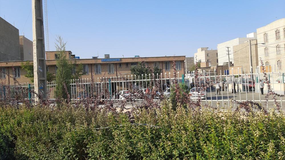 مرکز بهداشتی درمانی شهدای فردیس