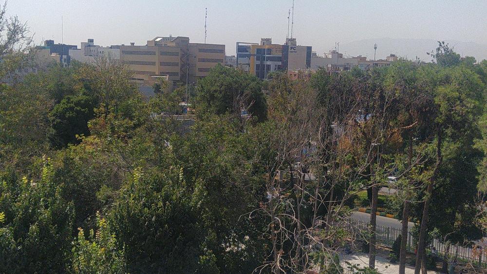 بیمارستان خلیلی شیراز