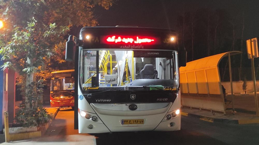 پایانه اتوبوس قصردشت