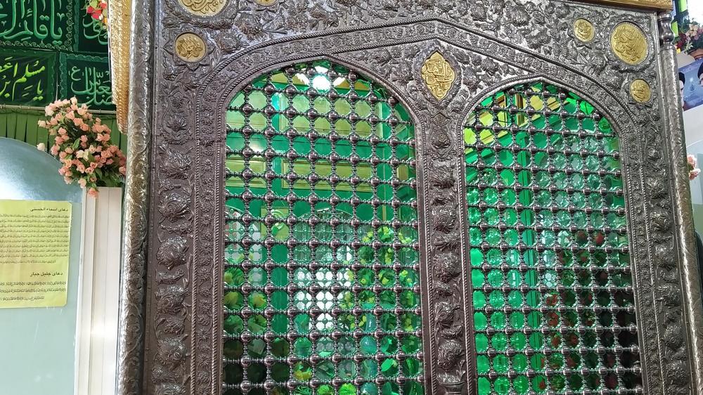 امامزاده اسماعیل باراجین